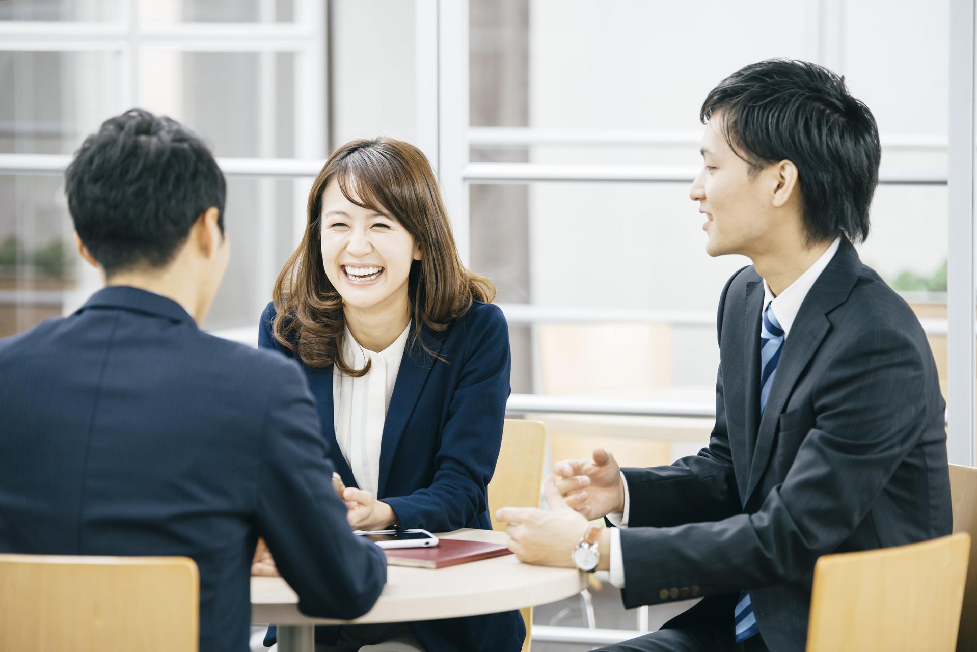 社内コミュニケーション研修